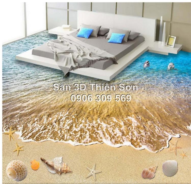 Ứng dụng sàn 3D