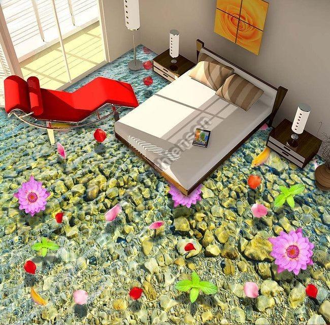 Sau một ngày làm việc vất vả bạn về nhà và tận hưởng giấc ngủ trong căn phòng đầy thiên nhiên