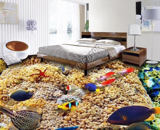 Hay cả một đại dương êm đềm trong phòng ngủ